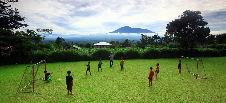 Lapangan Futsal Alam