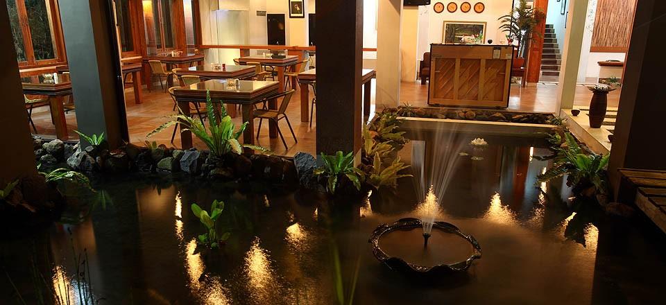 Restaurant Hotel Kampoeng Bamboe